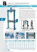 Industrie- & Werkstatthydraulik - Seite 2