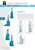 Industrie- & Werkstatthydraulik - Seite 6