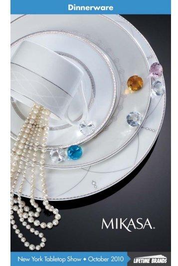 Mikasa® Horizon Gold - Lifetime Brands