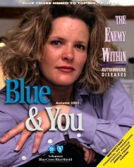 enemy within enemy within - Arkansas Blue Cross and Blue Shield
