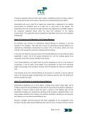 Proposed resolutions submitted to the Geneal Shareholders - FCC - Page 6