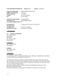 verslag 1 januari 2012 tot en met 31 maart 2012 (pdf; 38 KB)