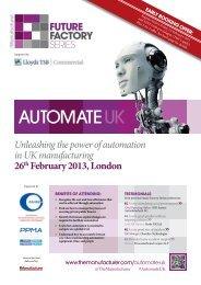 AutomAte uK - The Manufacturer.com