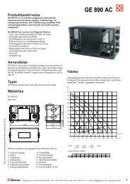 GE 890 AC Optima DK,D,GBindd.indd - Genvex