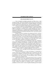 Informações Gerais - DTI- Diretoria de Tecnologia da Informação