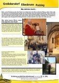 Seid wachsam, und haltet euch bereit - Pfarren Großebersdorf - Page 6