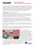 Product Guide - Telesis Technologies, Inc. - Page 2