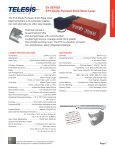 Product Guide - Telesis Technologies, Inc. - Page 7
