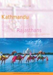 Kathmandu Rajasthans - GMK Reisen