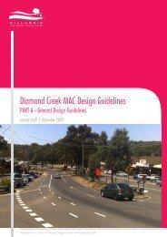 Diamond Creek MAC Design Guidelines - Nillumbik Shire Council