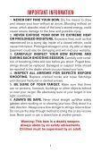 Instruction manual - Bignami - Page 4