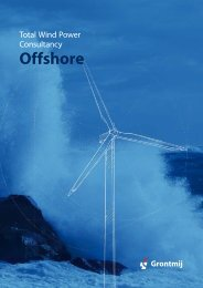 Grontmij Offshore Wind Brochure