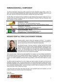 2013 WBC Programme – Christchurch - Basketball New Zealand - Page 2