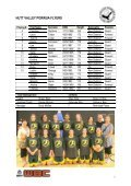 2013 WBC Programme – Christchurch - Basketball New Zealand - Page 7