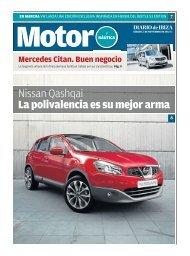 Nissan Qashqai La polivalencia es su mejor arma - Diario de Ibiza