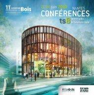 Téléchargez le programme des conférences - Cndb