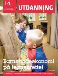 Utdanning nummer 14 2010 - Utdanningsnytt.no