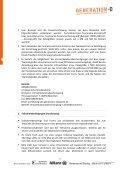 Handbuch: Alles Wichtige rund um GENERATION-D - Page 2