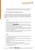 Handbuch: Alles Wichtige rund um GENERATION-D - Page 4