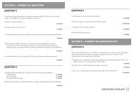 C3 January 2012 Exam Paper - Chartered Quality Institute
