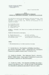 07/04/2008 Patentes Alcoholes - Municipalidad de Ñuñoa