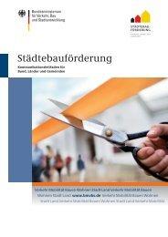 Kommunikationsleitfaden für Bund, Länder und Gemeinden - BMVBS
