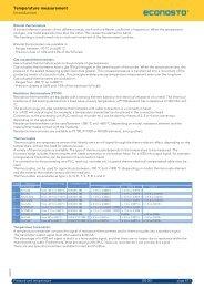 Temperature measurement Introduction