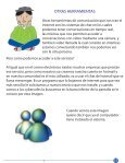 Navegando e Investigando por Internet Mi primer ... - Internet Society - Page 5