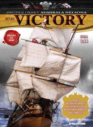 Zbuduj WSPANIAŁY model NAjSŁYNNIejSZego ... - HMS Victory