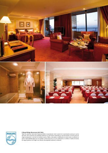Caso Práctico Hotel Botanico - Philips