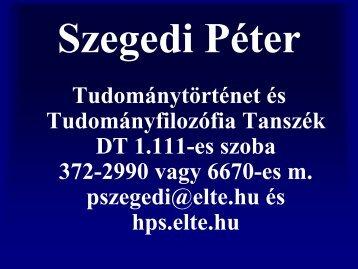 Szegedi Péter