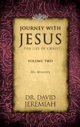 becoming jesus' disciple - Dr. David Jeremiah