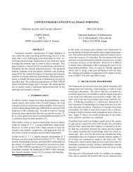 CONTEXT-BASED CONCEPTUAL IMAGE INDEXING Stéphane ...
