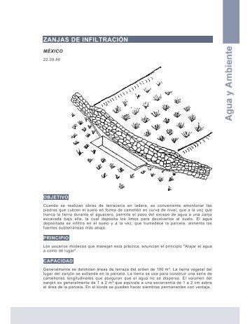 [M065] Zanjas de infiltración (Mexico ) - Ideassonline.org