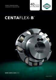 CENTAFLEX-B® - CENTA Antriebe Kirschey GmbH