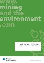 EIA Review Checklist Mining.pdf