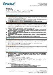 DOUBS (25) AUDINCOURT Les Champs Montants (ZRU, liste ...