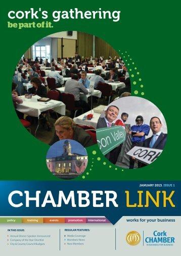cork's gathering - Cork Chamber of Commerce