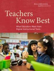 Teachers Know Best_0
