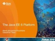 Java EE 6 - Jfokus