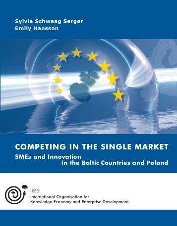 Competing in the Single Market - SMEs and ... - Erhvervsstyrelsen