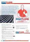 The Total Plumbing Solution... - Polypipe - Page 4