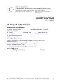 Ændringsbekendtgørelse brandanlægsentreprise (pdf) - Urban ...