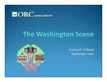 Washington Scene - Joanne Linhard