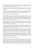 Ouverture de la table ronde sur la situation globale des albinos au ... - Page 3
