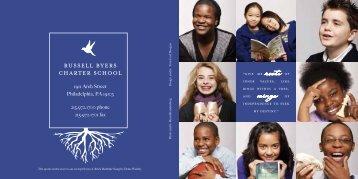 wings OF - Russell Byers Charter School