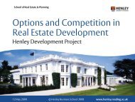 Risk Averse - Henley Business School