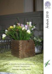 Årsbok 2010 - Slf