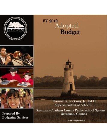ab cover es_ms_hs - Savannah Chatham County Public Schools ...