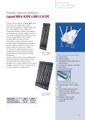 Solární pakety pro ohřev teplé vody a podporu vytápění - Buderus - Page 3